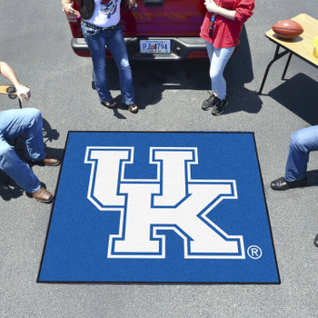 "59.5"" x 71"" University of Kentucky Blue Tailgater Mat"