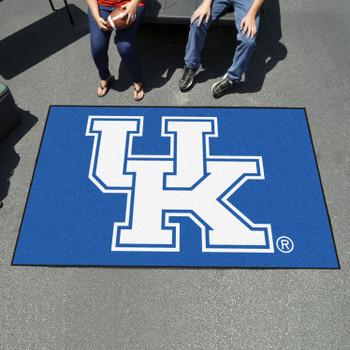 "59.5"" x 94.5"" University of Kentucky Blue Rectangle Ulti Mat"