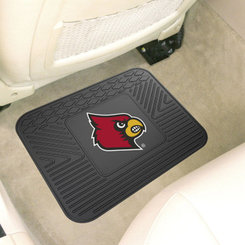 "14"" x 17"" University of Louisville Car Utility Mat"