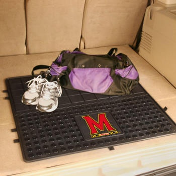 "31"" University of Maryland Heavy Duty Vinyl Cargo Trunk Mat"