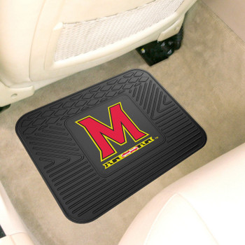 "14"" x 17"" University of Maryland Car Utility Mat"