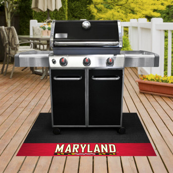 "26"" x 42"" University of Maryland Grill Mat"