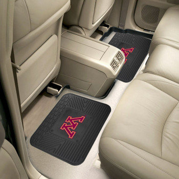 University of Minnesota Heavy Duty Vinyl Car Utility Mats, Set of 2