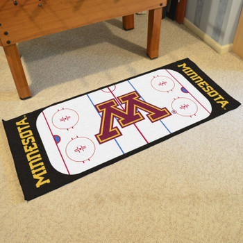 "30"" x 72"" University of Minnesota Rink Runner Mat"