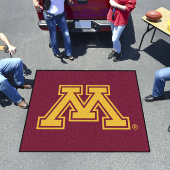 "59.5"" x 71"" University of Minnesota Red Tailgater Mat"