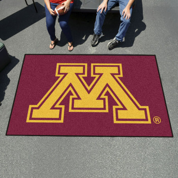 "59.5"" x 94.5"" University of Minnesota Red Rectangle Ulti Mat"