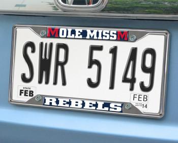 University of Mississippi (Ole Miss) License Plate Frame
