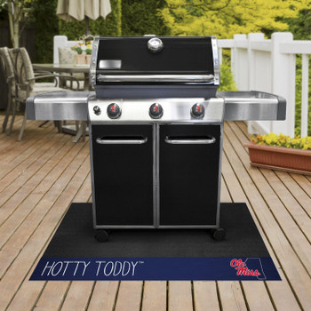 University of Mississippi (Ole Miss) Southern Style Grill Mat