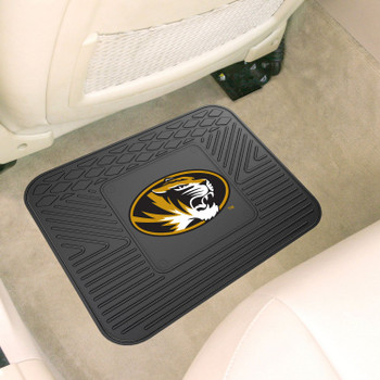 "14"" x 17"" University of Missouri Car Utility Mat"