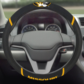 University of Missouri Steering Wheel Cover