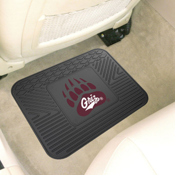 "14"" x 17"" University of Montana Car Utility Mat"