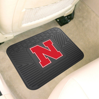 "14"" x 17"" University of Nebraska Utility Mat"