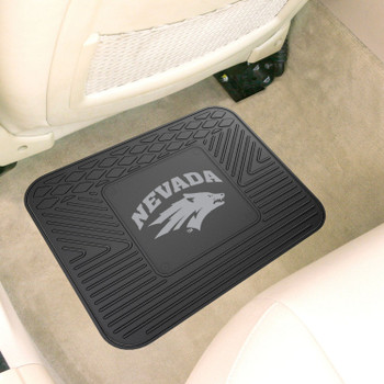 "14"" x 17"" University of Nevada Car Utility Mat"