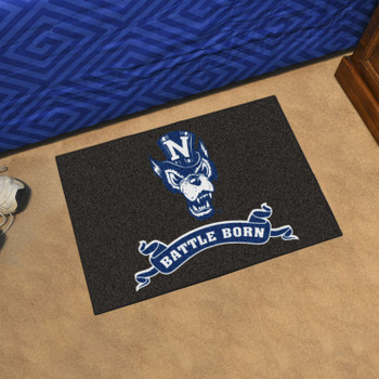 "19"" x 30"" University of Nevada Wolf Pack Rectangle Starter Mat"