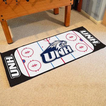 "30"" x 72"" University of New Hampshire Rink Runner Mat"