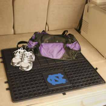 "31"" University of North Carolina Heavy Duty Vinyl Cargo Trunk Mat"