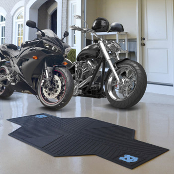 "82.5"" x 42"" University of North Carolina Motorcycle Mat"