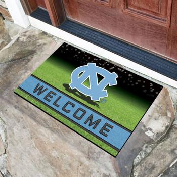 "18"" x 30"" University of North Carolina Crumb Rubber Door Mat"