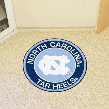 """27"""" University of North Carolina Roundel Round Mat"""
