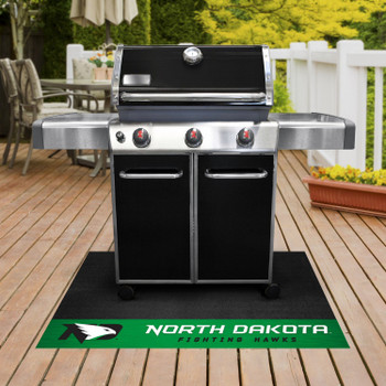 "26"" x 42"" University of North Dakota Grill Mat"