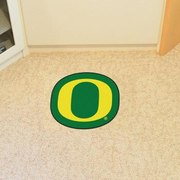 "University of Oregon Mascot Mat - ""O"" Logo"