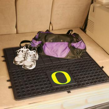 """31"""" University of Oregon Heavy Duty Vinyl Cargo Trunk Mat"""