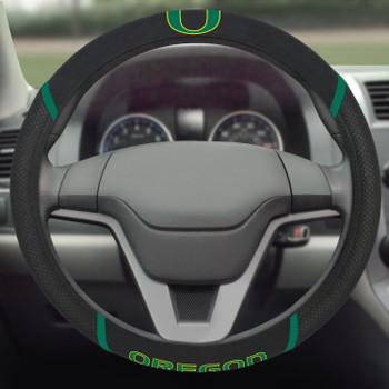 University of Oregon Steering Wheel Cover