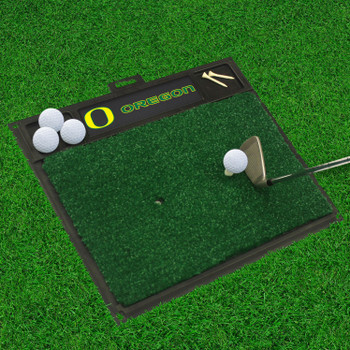 "20"" x 17"" University of Oregon Golf Hitting Mat"
