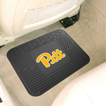 "14"" x 17"" University of Pittsburgh Car Utility Mat"