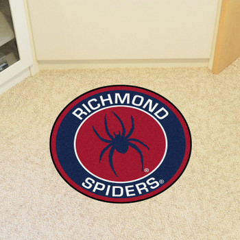 "27"" University of Richmond Roundel Round Mat"