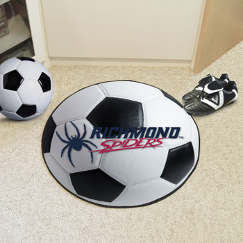 "27"" University of Richmond Soccer Ball Round Mat"