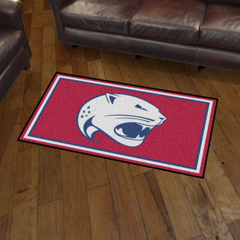 3' x 5' University of South Alabama Red Rectangle Rug