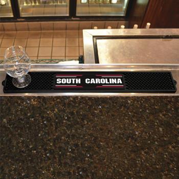 University of South Carolina Vinyl Drink Mat