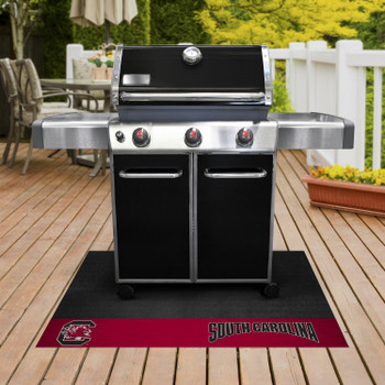"26"" x 42"" University of South Carolina Grill Mat"