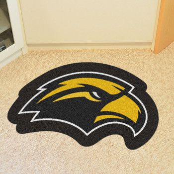"University of Southern Mississippi Mascot Mat - ""Eagle"" Logo"