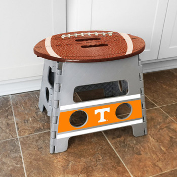 University of Tennessee Folding Step Stool