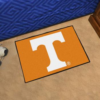 "19"" x 30"" University of Tennessee Orange Rectangle Starter Mat"
