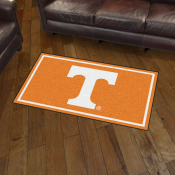 3' x 5' University of Tennessee Orange Rectangle Rug