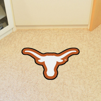 "University of Texas Mascot Mat - ""Longhorn"" Logo"