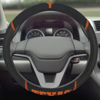 University of Texas Steering Wheel Cover