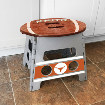 University of Texas Folding Step Stool