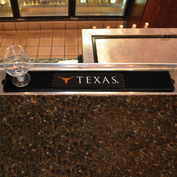 University of Texas Vinyl Drink Mat