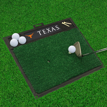 "20"" x 17"" University of Texas Golf Hitting Mat"