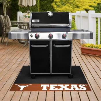 "26"" x 42"" University of Texas Grill Mat"
