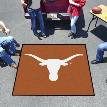 "59.5"" x 71"" University of Texas Orange Tailgater Mat"