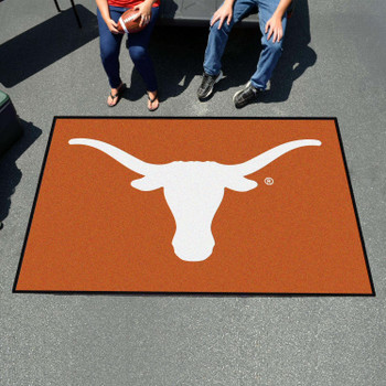 "59.5"" x 94.5"" University of Texas Orange Rectangle Ulti Mat"
