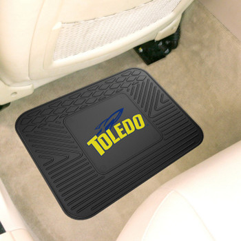 "14"" x 17"" University of Toledo Car Utility Mat"