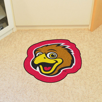 "University of Utah Mascot Mat - ""Swoop"" Logo"
