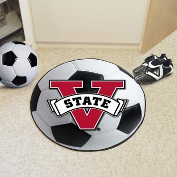 "27"" Valdosta State University Soccer Ball Round Mat"
