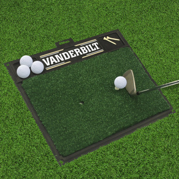 "20"" x 17"" Vanderbilt University Golf Hitting Mat"